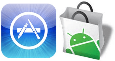 App-Store vs Android-Market