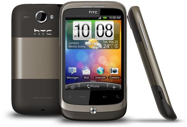 HTC Wldfire