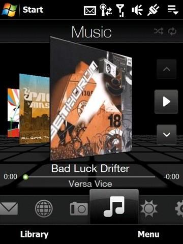 Listen Music Store HTC