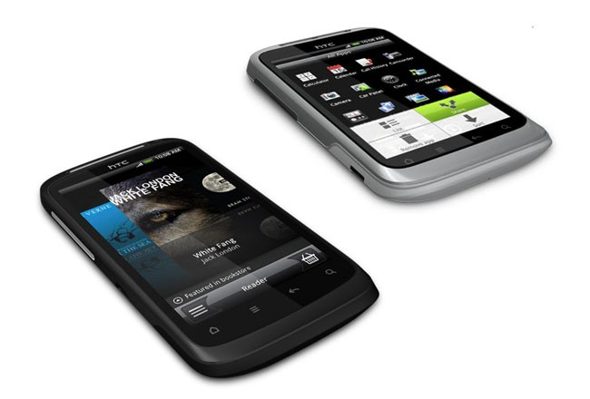 Comparación entre HTC Wildfire S y HTC Desire S