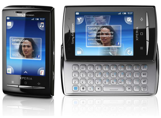 Sony Ericsson Xperia Mini / Mini Pro