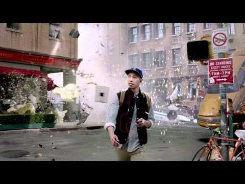 Vídeo promocional del nuevo HTC Rezound