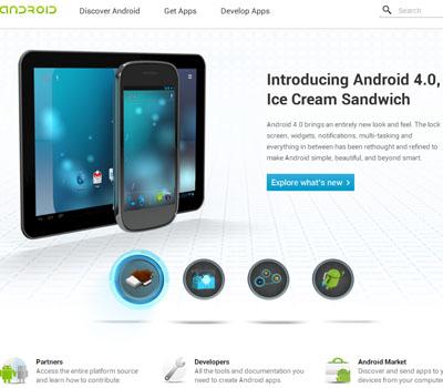 Nueva versión de Android.com