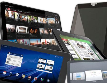 Tablets a la altura del iPad