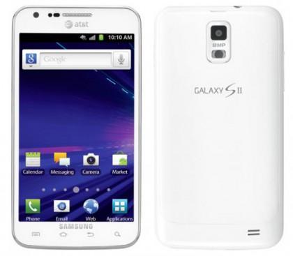 Samsung Galaxy s II Blanco