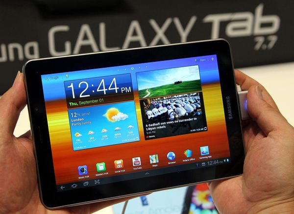 Galaxy Tab 7.7 root