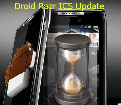 Motorola Droid Razr ics