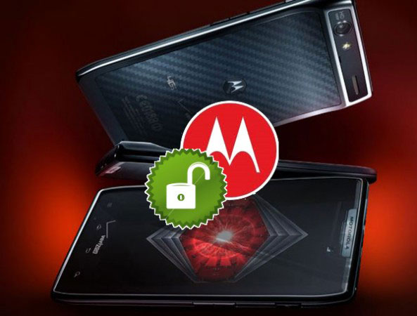 Motorola Droid Razr versión developers