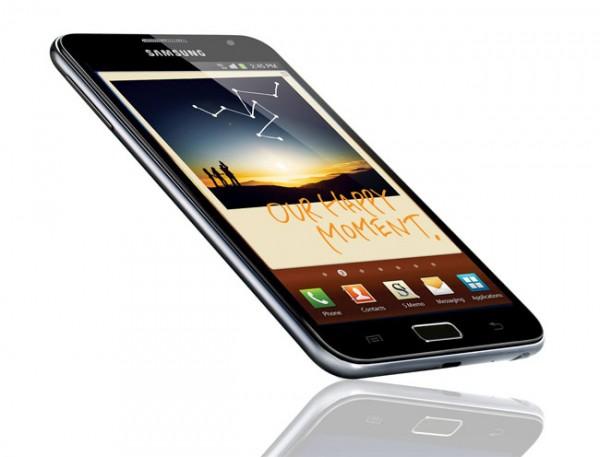 Liberada la ROM SpeedMod para el Samsung Galaxy Note con ...