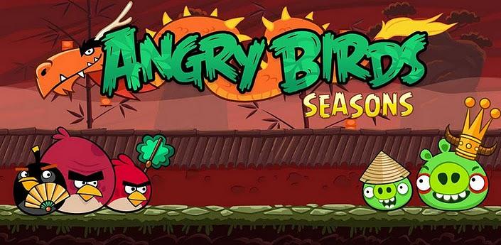 Angry Birds Year of the Dragon, la nueva versión del juego más descargado