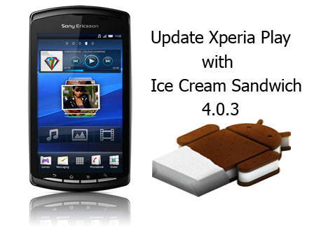 xperia + ROM ICS 4.0.3