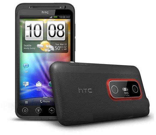 HTC-Evo