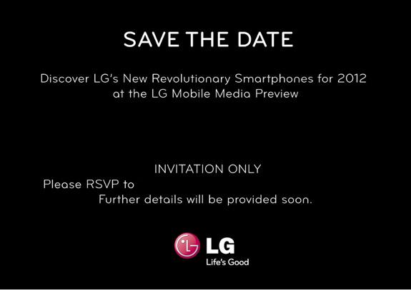 LG prepara toda su artillería para el MWC de Barcelona