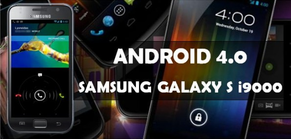 Samsung-Galaxy-S roms con base Ice-Cream-Sandwich