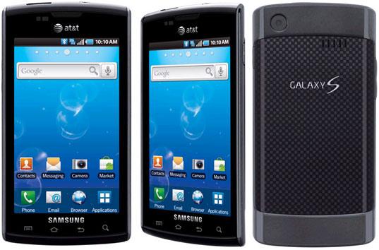 instalar la ROM Android 4.0.3 ICS en el Samsung Galaxy Captivate i897
