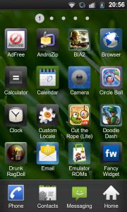 ROM Ultimate Galaxy S