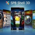 Spb Mobile Shell 3D Для Android 4.0