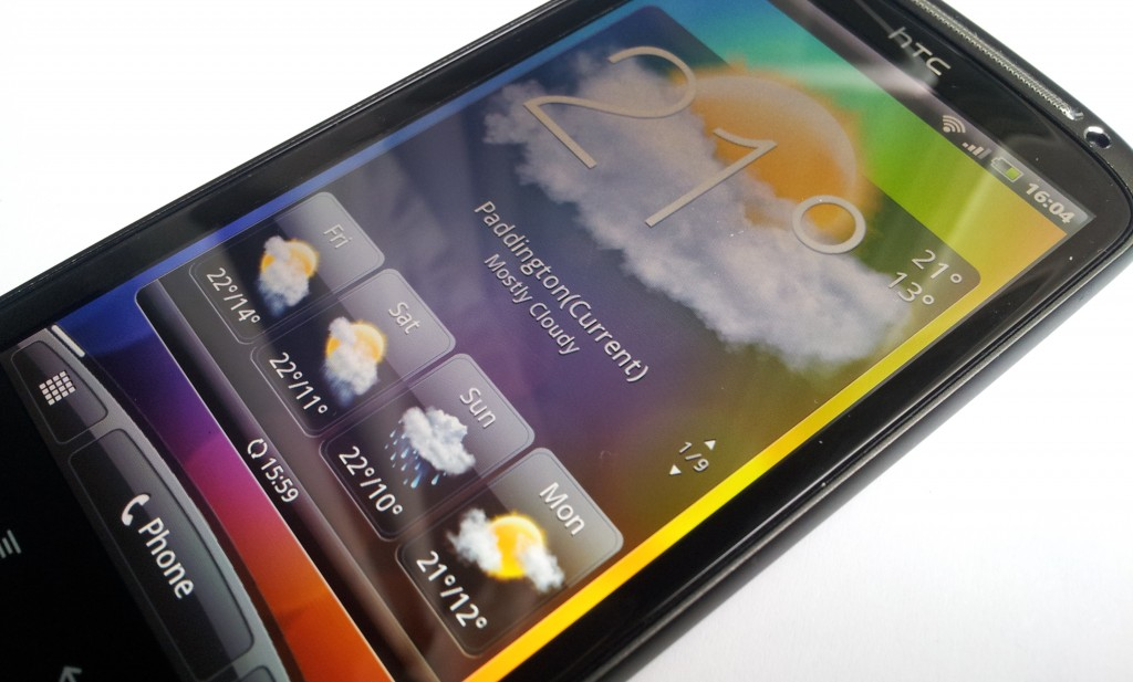 HTC Sensation con oficial ROM ICS +Root