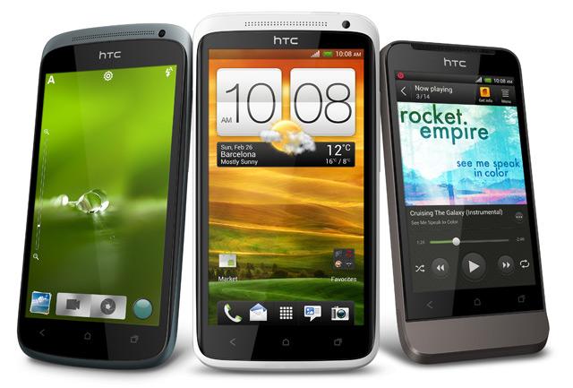 Problemas HTC ONE X y ONE S