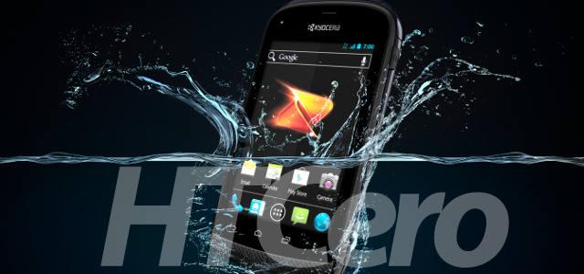 Kyocera Hydro Celular a prueba de Agua