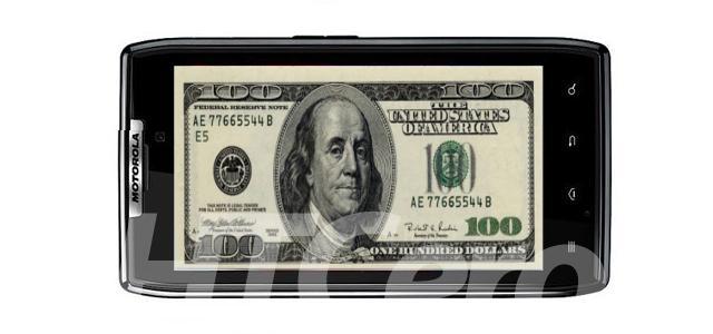 Ahorra $100 en compra de HTC