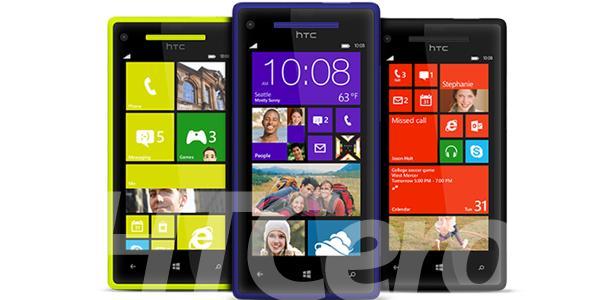 HTC 8X mejor camara frontal celular