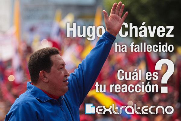 Hugo Chavez Muerto