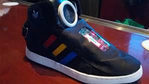 Talking Shoe, el calzado inteligente de Google