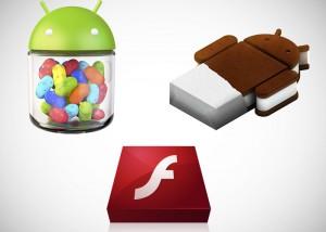 Instalar la última versión de Adobe Flash en Android 4.0 y Superior