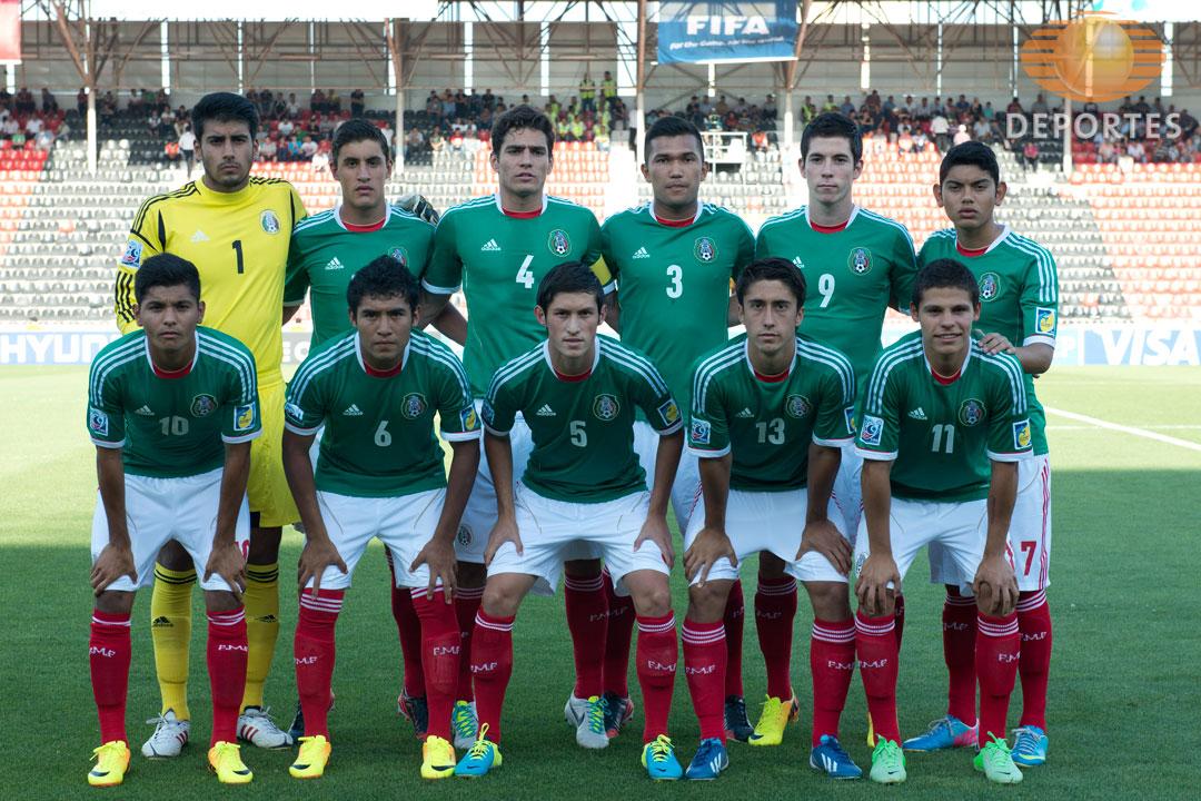 Mundial Sub 20: Mexico Mundial Sub 20