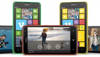 Nuevo Nokia Lumia 625