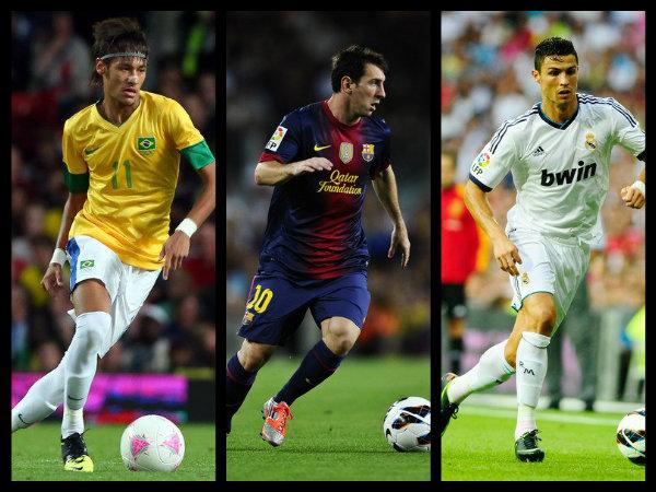 Messi vs Neymar vs Cristiano Ronaldo - ExtraTecno.com
