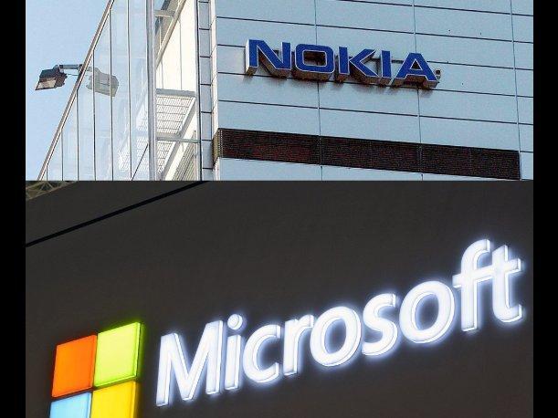 Empresas Microsoft compra Nokia