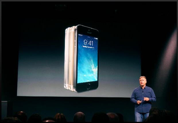 Presentacion iPhone 5s y iPhone 5c