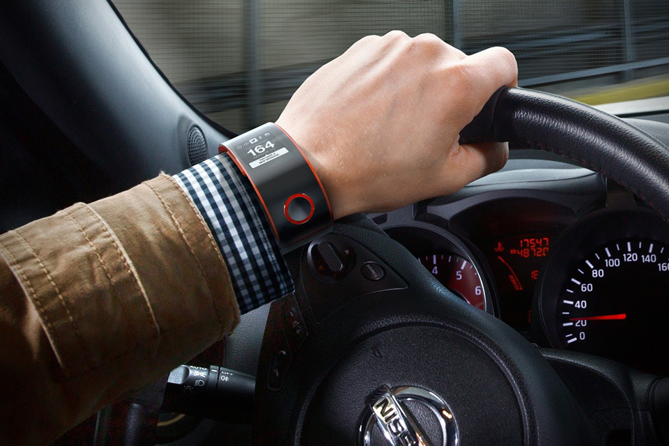 Nissan Enters Wearable Technology Space