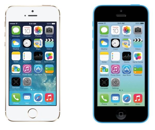 iPhone 5s vs iPhone 5c diferencias