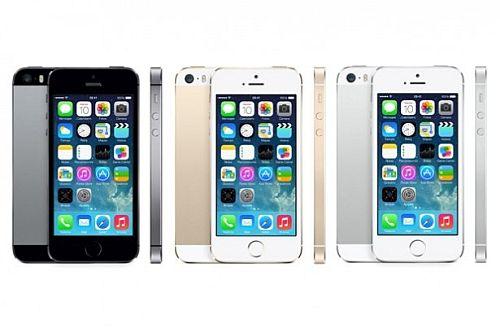 iPhone 5s y 5c Modelos