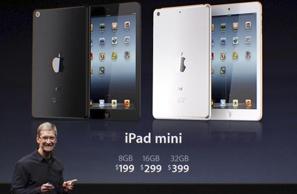 Lanzamiento Ipad Mini 2 y iPad 5