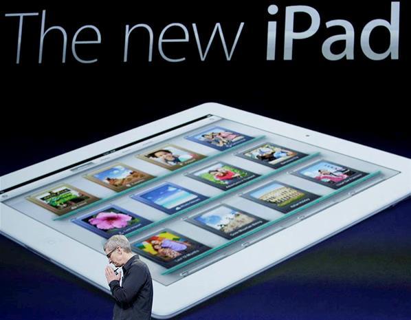 Lanzamiento del Ipad 5 y Ipad Mini 2