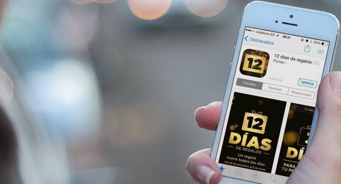 Apple adelanta sus 12 dias de regalos