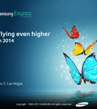 El nuevo procesador del Samsung Galaxy S5