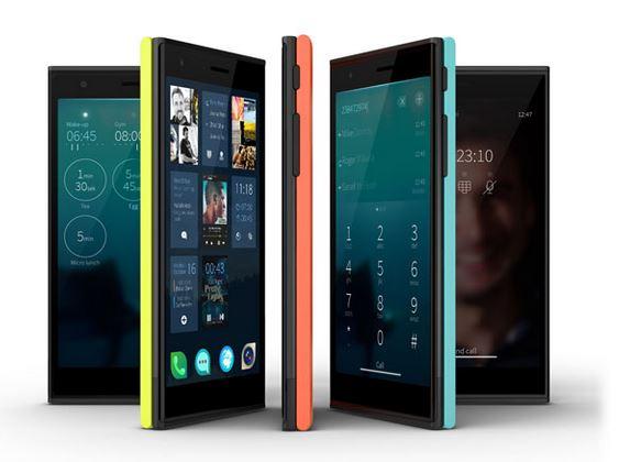 Jolla, la nueva competencia de iPhone y Android