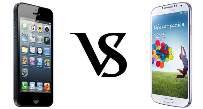 Galaxy S5 vs iPhone 6: Samsung también adelantaría el lanzamiento