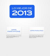 Lo mejor del año 2013 para iPad y oPhone