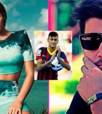 Bruna Marquezine y Neymar vs Mattheus Oliveira