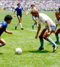 Maradona vs Inglaterra Mundial 86