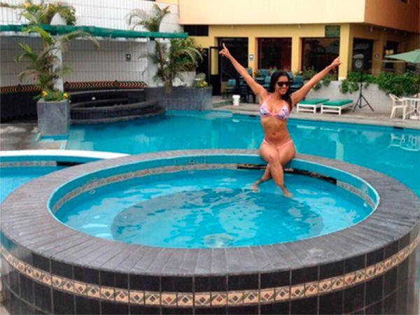 Rocio Miranda en Bikini