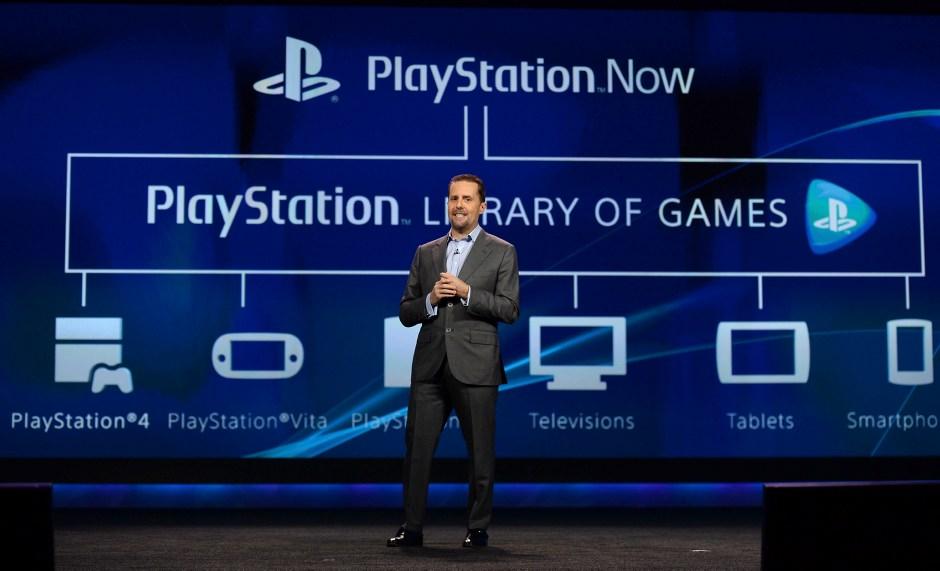 Play Station Now ha sido lanzado