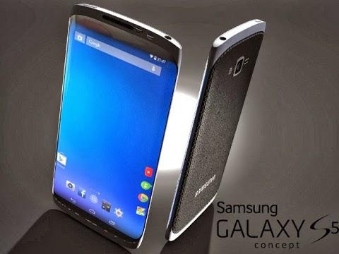 Galaxy S5 y Galaxy F