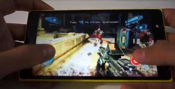 Nokia Lumia 1520 el  súper smartphone que amenaza a iPhone y a Samsung
